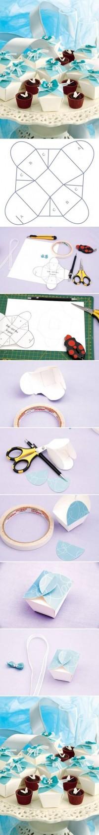 DIY Simple Nice Gift Box DIY Projects | UsefulDIY.com