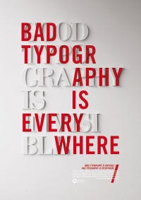 Visual Bits #360>A Love For Lettering: Types & Quotes