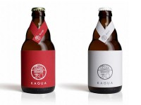 Kagua beer labelArt and design inspiration from around the world – CreativeRoots