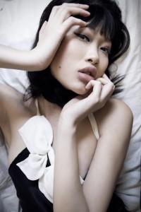 Angie Ng - The Model: Beauty Shoot