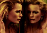 Fashiontography: Edita Vilkeviciute by Mario Testino