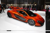 2012 McLaren P1 at Paris Motor Show | Auto Supercars