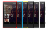 Designer First Nokia Lumia 920 Mock-Up (PSD) - Designer First