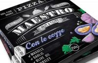 Maestro Pizza - The Dieline -
