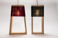 Nul and Nul 5° lamps \ K-O-N-T-O : plusMOOD