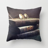 moments of darkness Throw Pillow by Sylvia Cook Photography | Society6