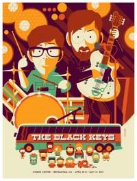 Wicked Illustrated Gig Posters | Abduzeedo Design Inspiration