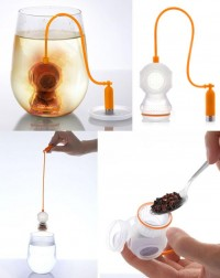Creative and Fun Tea Infuser Designs For The Tea Lover - Blog of Francesco Mugnai