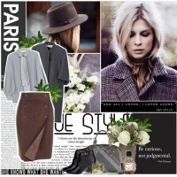 Inspired by: Clemence Poesy - Polyvore