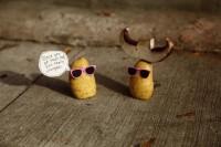 Ziemniaczana rewolucja by Peter Pink | Food Art - CzytajNiePytaj - Magazyn Online. Sztuka, Moda, Design, Kultura