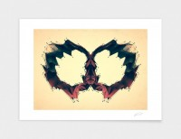 """Ornithoptera"" - Art Print - Cristian Todorovic 