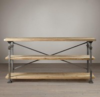 Baker's Rack Console | Console Tables | Restoration Hardware