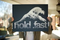 Fancy - Hold Fast Print