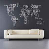 Fancy - A Different World Wall Stickers