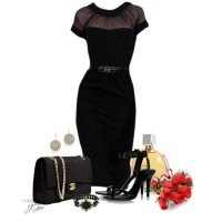 Take a Chance on Me - Polyvore