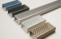 Linear grates for bathrooms and outdoors by Marc Newson | Australian Design Review