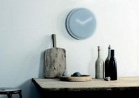 Hazy Clock | Leibal
