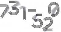 Shanghai Numerals Type – Fubiz™