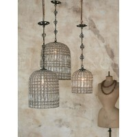 Eloquence Reproduction Birdcage Chandelier - Eloquence-chr03s+chr03m+chr03x | Candelabra, Inc.