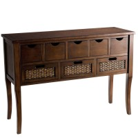 Logan Storage Console Table