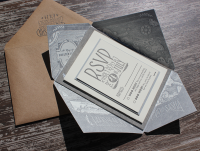 Wedding Invitation Ideas | Oh So Beautiful Paper