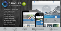 WordPress - Circles - Retina Responsive Multi-Purpose Theme | ThemeForest