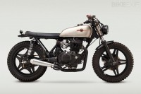 Imgflickr » HONDA CB400 BY CLASSIFIED MOTO