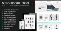 WordPress - Neighborhood - Responsive Multi-Purpose Shop Theme | ThemeForest