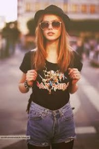 rocker woman style tumblr - Buscar con Google