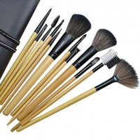12PCS High Quality Special Cosmetic Brush Set - makeupsuperdeal.com