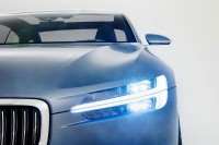 Volvo Concept Coupe - Headlight design - Car Body Design