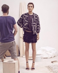 Isabel Marant Resort 2014 | Lookbook - CzytajNiePytaj - Magazyn Online. Sztuka, Moda, Design, Kultura