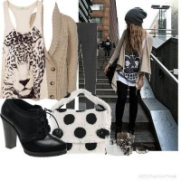 Winter goes Wild | Women's Outfit | ASOS Fashion Finder