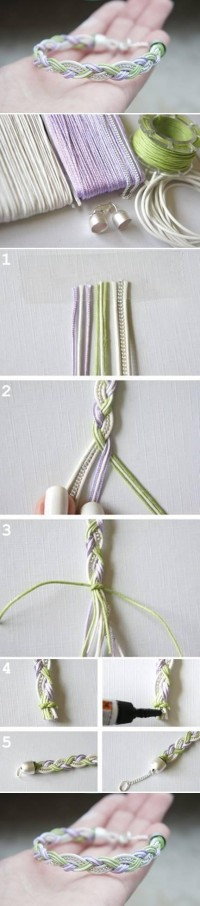 DIY Simple Beautiful Bracelet DIY Projects | UsefulDIY.com