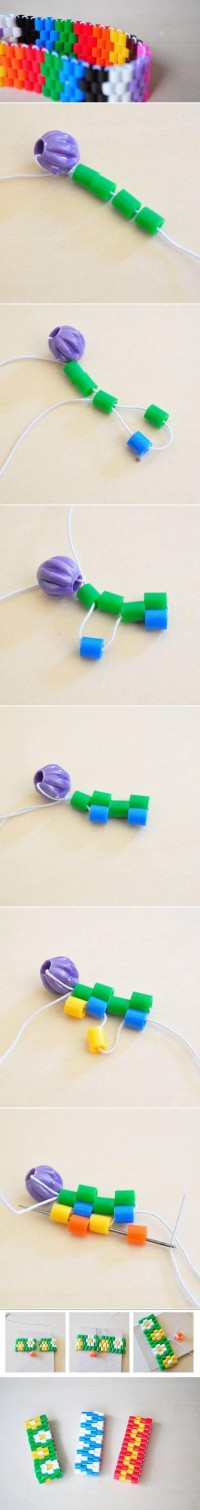 DIY Colorful Bracelet DIY Projects | UsefulDIY.com