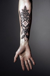 Innovative Geometric Tattoo Inspiration - Image 19 | Gallery