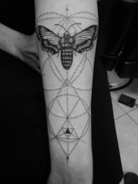 Innovative Geometric Tattoo Inspiration - Image 23 | Gallery