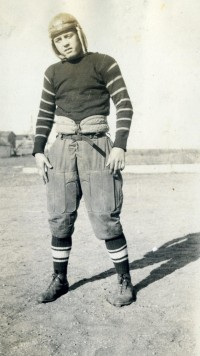 Amoebas Amoebas Everywhere! • twoseparatecoursesmeet: Football, 1920s