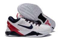 Nike Zoom Kobe VII 2012 USA Olympic Shoes Red/White/Blue Mens