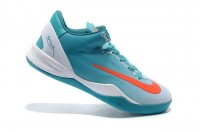 Nike Air Kobe VIII MC Turquoise/Orange/White/Blue Mens