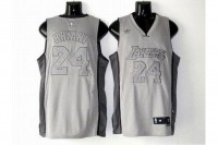 grey kobe lakers jersey for sale
