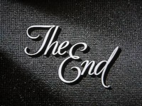 the-end-typography.jpg (JPEG Image, 450 × 335 pixels)