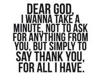QUOTES QUOTES AND MORE QUOTES / Dear God...