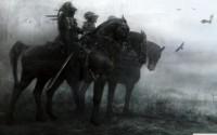 Warrior-Knights-Horses-Fantasy-Art-Artwork-1440x900.jpg (1440×900)