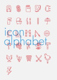 giuseppe de luca - typo/graphic posters