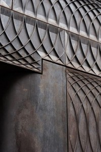 Paul Smith Albemarle Street store facade by 6a Architects