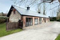 Manor House Stables - rustic - exterior - other metro - AR Design Studio Ltd