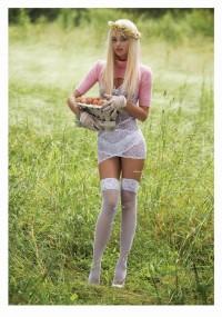 Miranda Kerr x V Magazine Fall 2013 @ ShockBlast