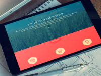 Wp Theme Experiment by Bluroon