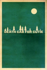 Designspiration — All sizes | Death Cab for Cutie | Flickr - Photo Sharing!